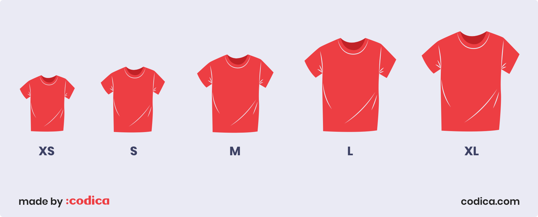 How to estimate better: T-shirt sizing approach in Agile | Codica