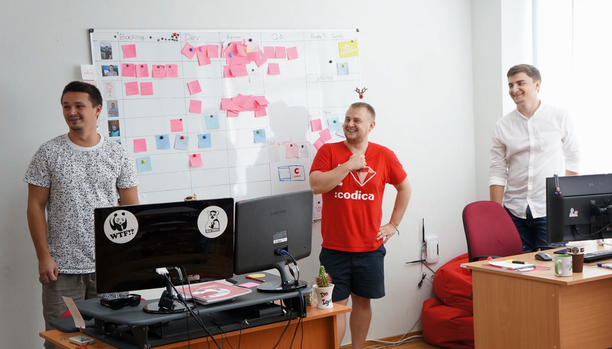 Agile development approach: standup | Codica